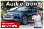 The Audi e-tron is a well-engineered electric SUV