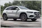 Car Review - Mercedes-Benz GLA-Class GLA200 Progressive (A)