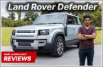 Video Review - Land Rover Defender 110 Mild Hybrid 3.0 P400 (A)