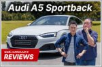 Video Review - Audi A5 Sportback Mild Hybrid 2.0 TFSI S tronic (A)