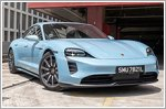 Car Review - Porsche Taycan Electric 4S (A)