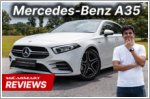 Video Review - Mercedes-Benz A-Class Saloon A35 AMG 4MATIC (A)