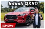 Video Review - Infiniti QX50 2.0T Sensory with ProACTIVE (A)