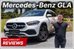 Video Review - Mercedes-Benz GLA-Class GLA200 Progressive (A)