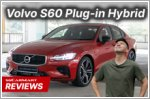 Video Review - Volvo S60 Plug-in Hybrid T8 R-Design (A)