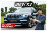 Video Review - BMW X3 Plug-in Hybrid xDrive30e xLine (A)