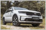 Car Review - Kia Sorento Diesel 2.2 SX Tech Pack 7-Seater (A)