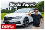 Video Review - Skoda Superb 2.0 TSI Laurin & Klement (A)