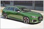 Facelift - Audi RS4 Avant 2.9 TFSI qu Tip (A)