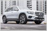 Car Review - Mercedes-Benz GLB-Class GLB200 Progressive 7-Seater (A)