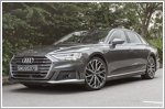 Car Review - Audi A8 Mild Hybrid 3.0 TFSI qu Tip (A)