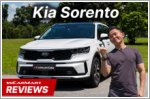 Video Review - Kia Sorento Diesel 2020 2.2 SX Tech Pack 7-Seater (A)