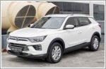 Car Review - Ssangyong Korando 1.5 (A)