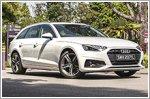 Proven purpose in the Audi A4 Avant