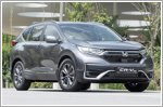 The Honda CR-V is a practical SUV for the family