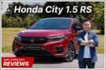Video Review - Honda City 1.5 RS i VTEC (A)
