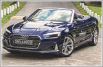 Facelift - Audi A5 Cabriolet Mild Hybrid 2.0 TFSI S tronic Advanced (A)