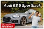 Video Review - Audi RS5 Sportback 2.9 TFSI qu Tip (A)