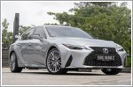 Facelift - Lexus IS 300h Hybrid 2.5 Luxury (A)