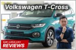 The Volkswagen T-Cross is one chunky crossover