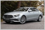 Facelift - Mercedes-Benz E-Class Saloon E200 Exclusive (A)