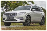 Top-tier refinement with the XC90 T8