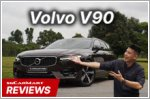The Volvo V90 is one stylish station wagon