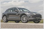 Car Review - Aston Martin DBX 4.0 V8 (A)