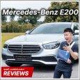 Video Review - Mercedes-Benz E-Class Saloon E200 Exclusive (A) Highlight