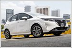 Car Review - Nissan Note e-POWER Hybrid Premium 1.2 (A)