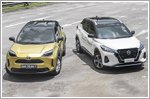 Comparison - Nissan Kicks e-POWER Hybrid & Toyota Yaris Cross Hybrid