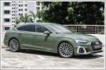 Facelift - Audi A5 Sportback Mild Hybrid 2.0 TFSI qu S tronic S line (A)