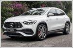 Car Review - Mercedes-Benz GLA-Class GLA45 S AMG 4MATIC+ (A)