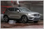 Car Review - Volvo XC40 Plug-in Hybrid T5 Inscription (A)