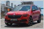 First Drive - Skoda Kamiq 1.5 TSI Monte Carlo (A)