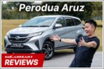 Video Review - Perodua Aruz 1.5 X 7-Seater (A)