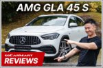 Video Review - Mercedes-Benz GLA-Class GLA45 S AMG 4MATIC+ (A)