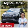 Video Review - Toyota Harrier Hybrid 2.5 Luxury (A) Highlight