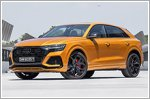 The Audi RS Q8 is a silly utility