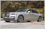 Car Review - Rolls-Royce Ghost 6.75 V12 Extended (A)