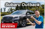 Video Review - Subaru Outback 2.5 i-Touring EyeSight (A)