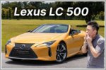 Video Review - Lexus LC 500 Convertible 5.0 V8 (A)
