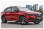 Car Review - Skoda Kamiq 1.5 TSI Monte Carlo (A)