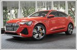 Car Review - Audi e-tron Sportback Electric 50 quattro Advanced [71 kWh] (A)