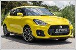 Car Review - Suzuki Swift Sport Mild Hybrid 1.4 Turbo (M)