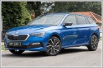 Car Review -  Skoda Scala 1.5 TSI Style (A)