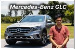 Video Review - Mercedes-Benz GLC-Class GLC300 4MATIC (A)
