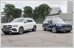 Comparison - Audi Q7 & Mercedes-Benz GLE-Class