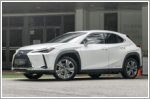 Car Review - Lexus UX Electric 300e [54.3 kWh] (A)