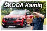 Video Review - Skoda Kamiq 1.5 TSI Monte Carlo (A)
